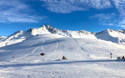 skigebied Le grand Domain